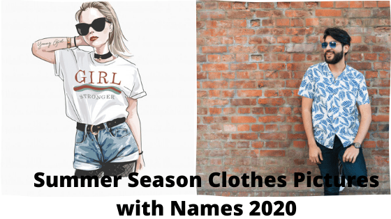 summer season clothes